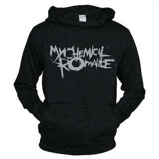 My Chemical Romance 02 - Толстовка мужская