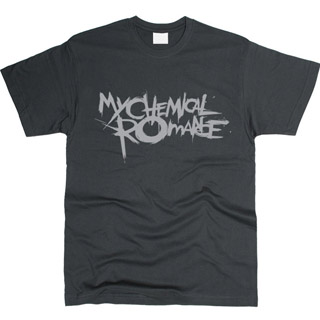 My Chemical Romance 02 - Футболка мужская