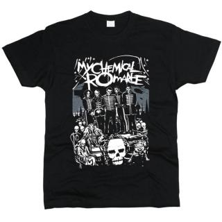 My Chemical Romance 05 - Футболка мужская