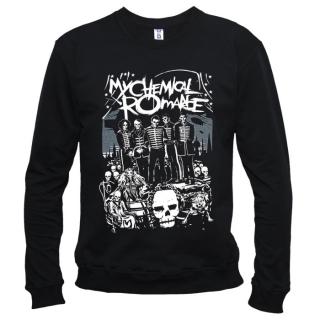 My Chemical Romance 05 - Свитшот мужской
