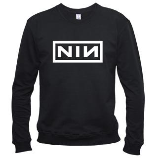 Nine Inch Nails 01 - Свитшот мужской