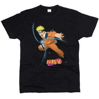 Naruto 03 - Футболка мужская