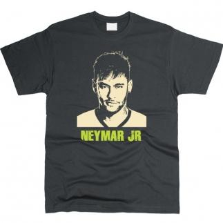 Neymar 01 - Футболка мужская
