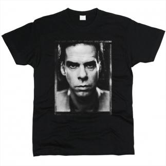Nick Cave 05 - Футболка мужская