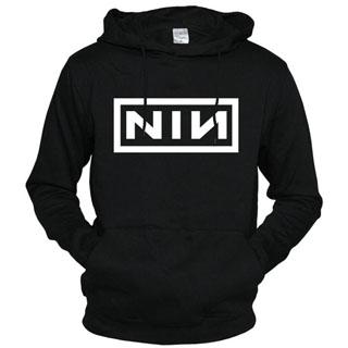 Nine Inch Nails 01 - Толстовка мужская