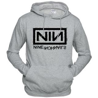 Nine Inch Nails 03 - Толстовка мужская