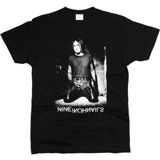 Nine Inch Nails 04 - Футболка мужская