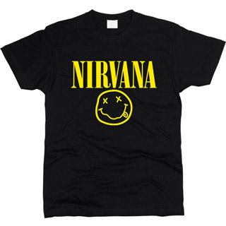 Nirvana 01 - Футболка мужская