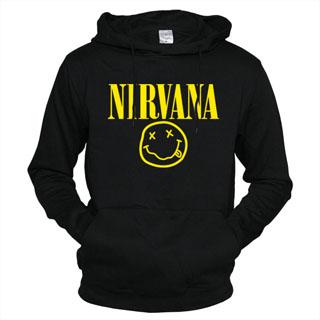 Nirvana 01 - Толстовка мужская