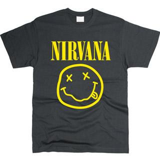 Nirvana 02 - Футболка мужская