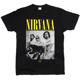 Nirvana 07 - Футболка мужская