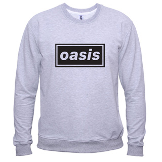 Oasis 01 - Свитшот мужской