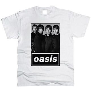 Oasis 03 - Футболка мужская