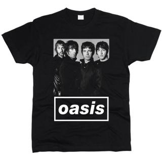 Oasis 02 - Футболка мужская