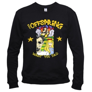 Offspring 06 - Свитшот мужской