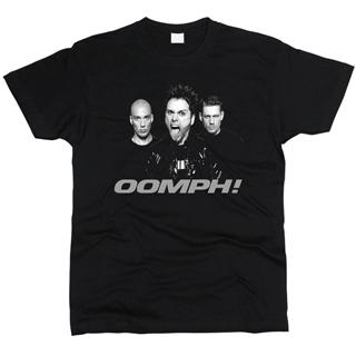 Oomph! 01 - Футболка мужская