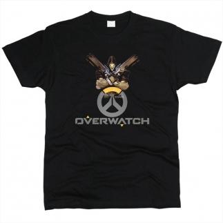 Overwatch 03 - Футболка мужская