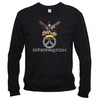 Overwatch 03 - Свитшот мужской