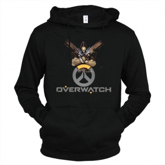 Overwatch 03 - Толстовка мужская