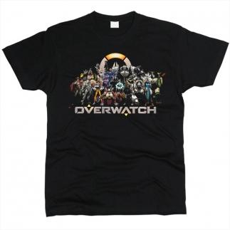 Overwatch 04 - Футболка мужская