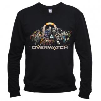 Overwatch 04 - Свитшот мужской