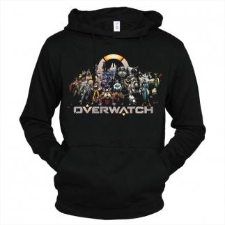 Overwatch 04 - Толстовка мужская