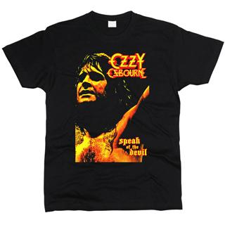 Ozzy Osbourne 02 - Футболка мужская