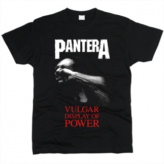 Pantera 04 - Футболка мужская