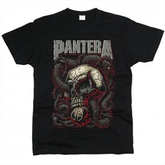 Pantera 05 - Футболка мужская