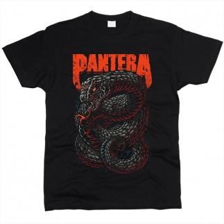 Pantera 06 - Футболка мужская