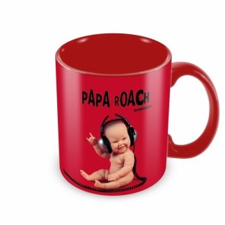 Чашка Papa Roach 01
