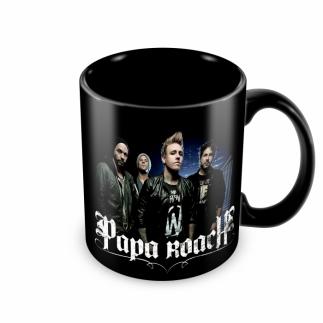 Чашка Papa Roach 02