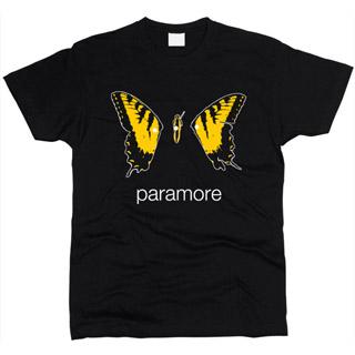 Paramore 01 - Футболка мужская