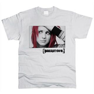 Paramore 04 - Футболка мужская