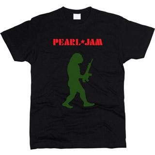 Pearl Jam 03 - Футболка мужская