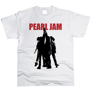 Pearl Jam 04 - Футболка мужская