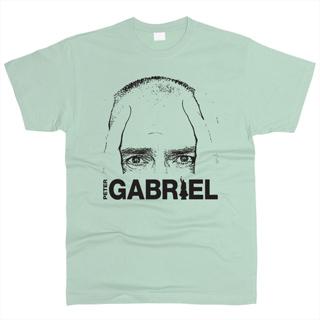 Peter Gabriel 01 - Футболка мужская