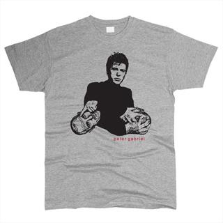Peter Gabriel 02 - Футболка мужская