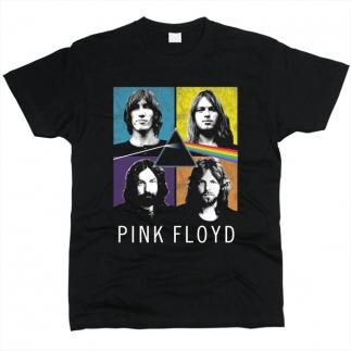 Pink Floyd 11 - Футболка мужская