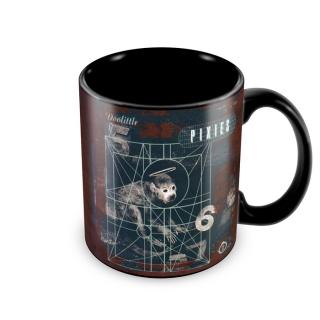 Чашка Pixies 01