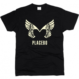 Placebo 03 - Футболка мужская