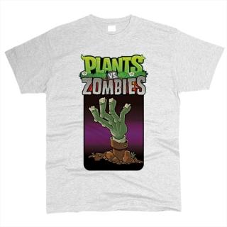 Plants vs Zombies 01 - Футболка мужская