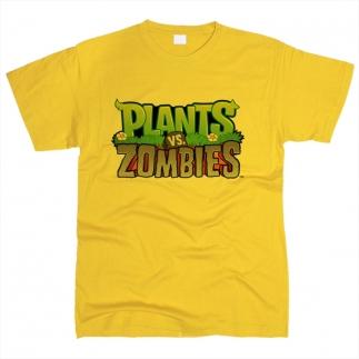 Plants vs Zombies 03 - Футболка мужская