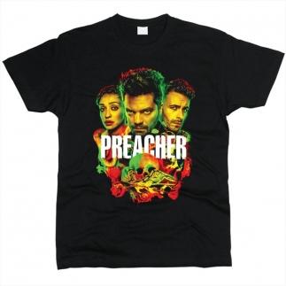 Preacher 01 - Футболка мужская