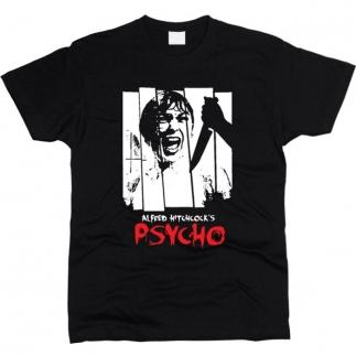 Psycho 01 - Футболка мужская