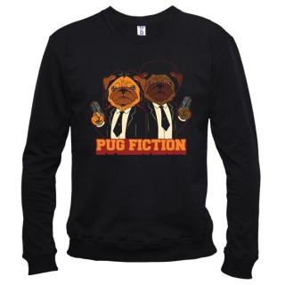 Pug Fiction - Свитшот мужской