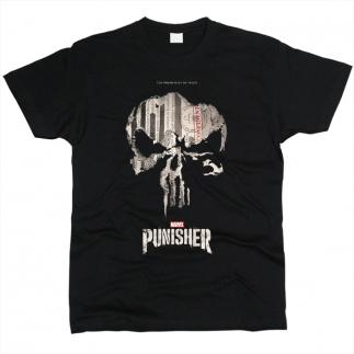 Punisher 02 - Футболка мужская