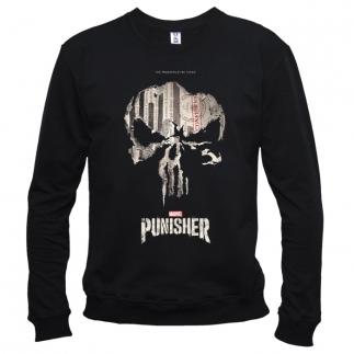 Punisher 02 - Свитшот мужской