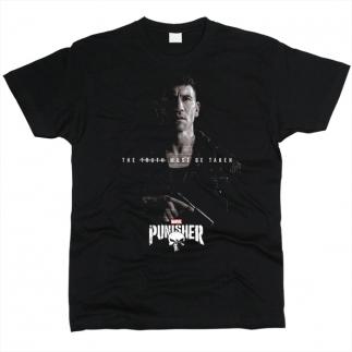 Punisher 03 - Футболка мужская
