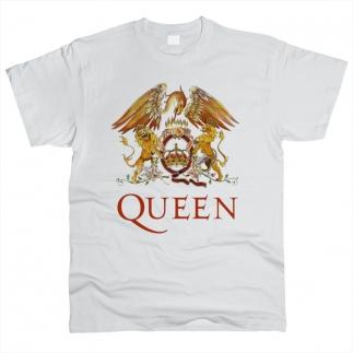 Queen 03 - Футболка мужская